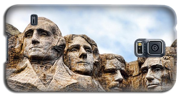 Mount Rushmore Monument Galaxy S5 Case
