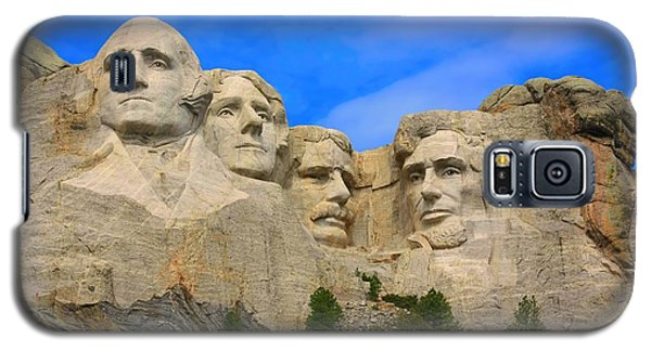 Mount Rushmore South Dakota Galaxy S5 Case