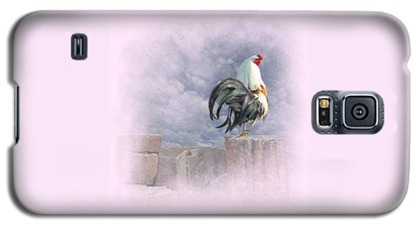 Mr Rooster Galaxy S5 Case by Jeff Burgess