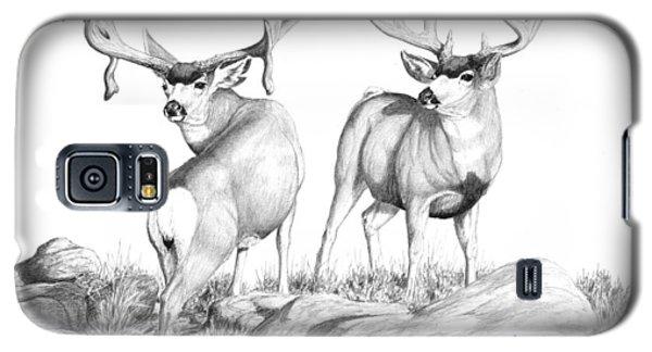 2 Muley Bucks Galaxy S5 Case