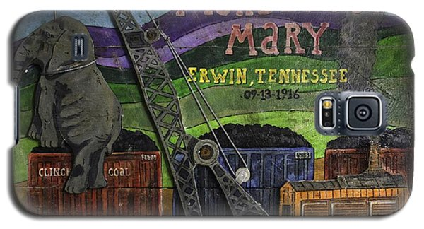 Murderous Mary - Hung In 1916 Galaxy S5 Case by Eric Cunningham