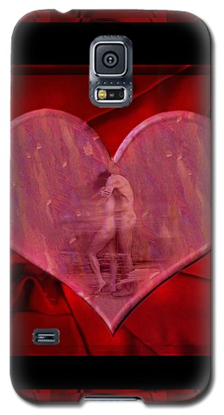 My Hearts Desire Galaxy S5 Case