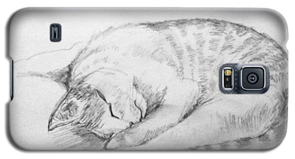 My Pet Cat Galaxy S5 Case