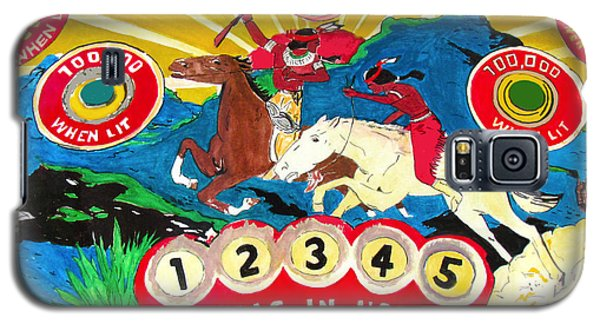 Native Pinball Galaxy S5 Case