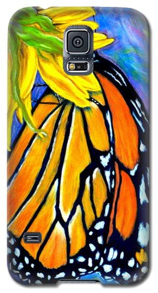Natures Design   Pastel Galaxy S5 Case by Antonia Citrino
