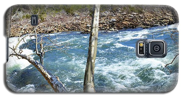 Galaxy S5 Case featuring the photograph Nemo Rapids by Paul Mashburn