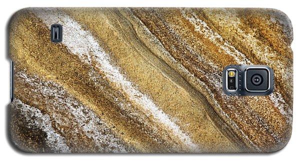 Ocean Cliff Textures 3 Galaxy S5 Case