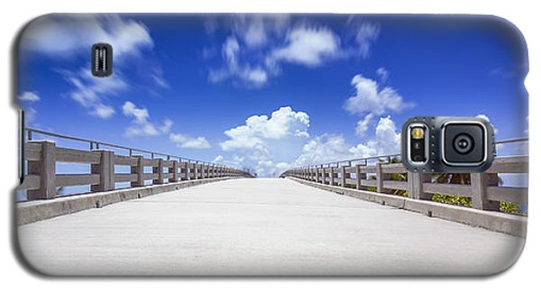 Old Bahia Honda Bridge Florida Keys Galaxy S5 Case