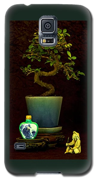 Old Man And The Tree Galaxy S5 Case