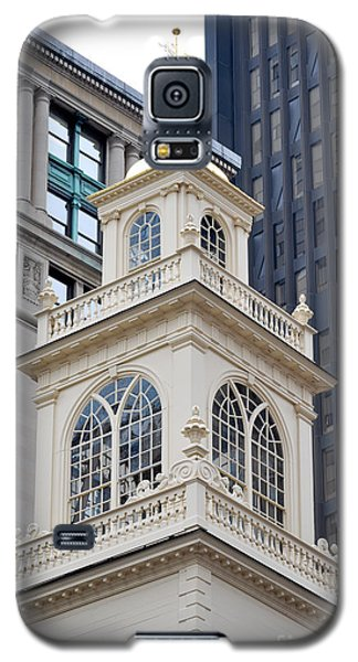 Old State House Boston Ma Galaxy S5 Case