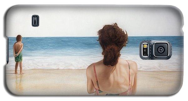 On The Beach Galaxy S5 Case by Rich Milo