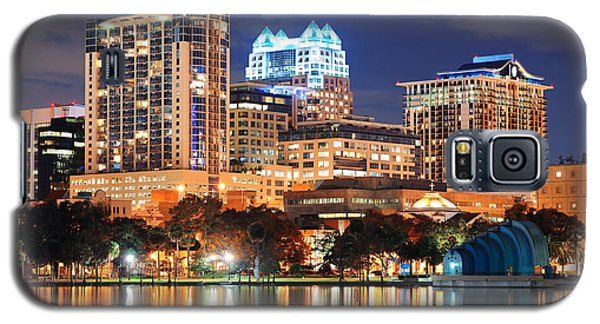 Orlando Downtown Architecture Galaxy S5 Case