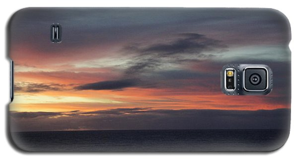 Pacific Sunrise Galaxy S5 Case