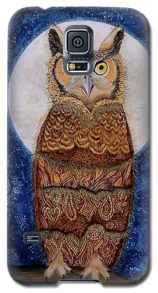 Paisley Moon Galaxy S5 Case