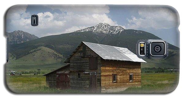 Paradise Valley Montana Galaxy S5 Case