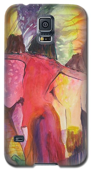 Passage Galaxy S5 Case by Diana Bursztein