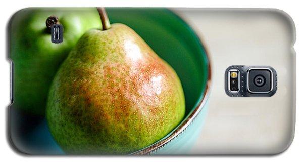Pears Galaxy S5 Case by Nailia Schwarz