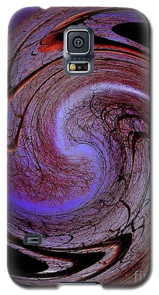 Peupliers En Spirale Galaxy S5 Case