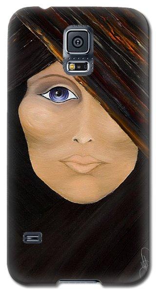 Piercing The Veil  Galaxy S5 Case by Yolanda Raker