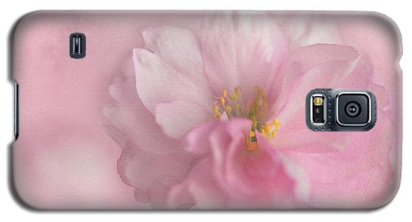 Pink Blossom Galaxy S5 Case