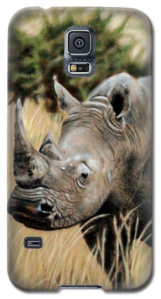 Plains Warrior Galaxy S5 Case