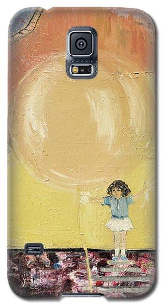 Playground Galaxy S5 Case by Evelina Popilian