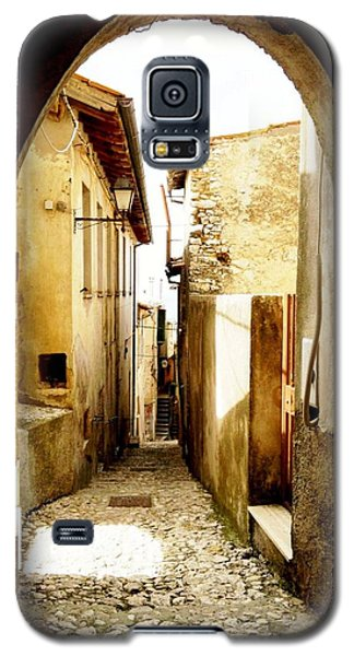 Poggio Catino Italy  Galaxy S5 Case by Giuseppe Epifani