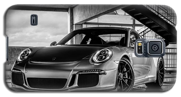 Galaxy S5 Case featuring the digital art Porsche 911 Gt3 by Douglas Pittman