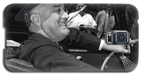 President Franklin Roosevelt Galaxy S5 Case