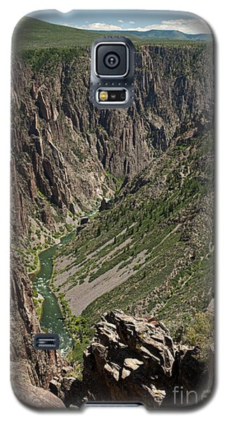 Pulpit Rock Overlook Black Canyon Of The Gunnison Galaxy S5 Case