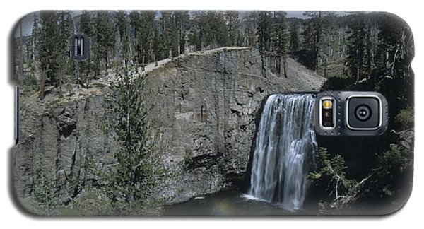 Rainbow Falls California Galaxy S5 Case