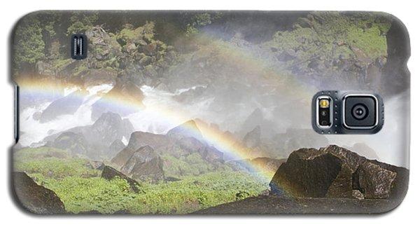 Rainbow Twins Galaxy S5 Case