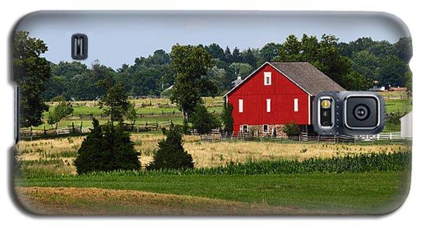 Red Barn Gettysburg Galaxy S5 Case