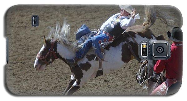 Ride Em Cowboy Galaxy S5 Case by Jeff Swan