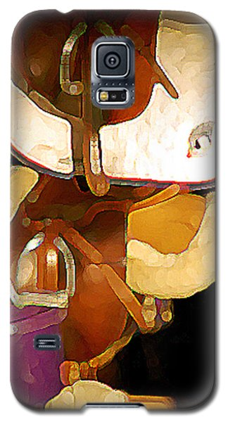 2 Saddles Bucket 14592 Galaxy S5 Case