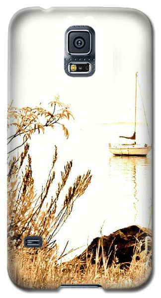 Sailboat Galaxy S5 Case