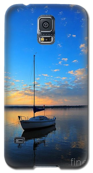 Galaxy S5 Case featuring the photograph Sailing 2 by Terri Gostola