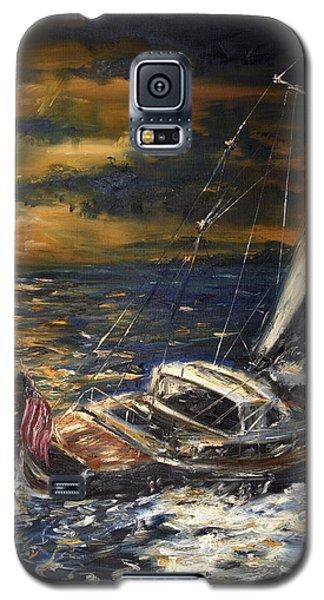 Sailing Galaxy S5 Case by Arturas Slapsys