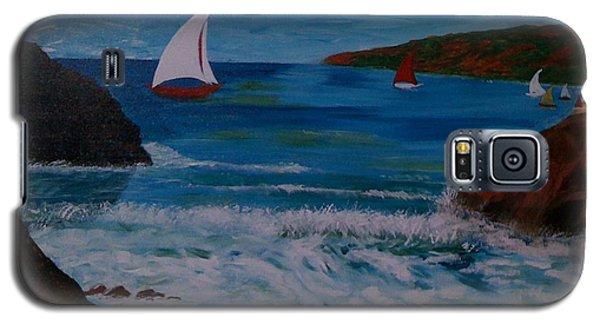 Sails Galaxy S5 Case
