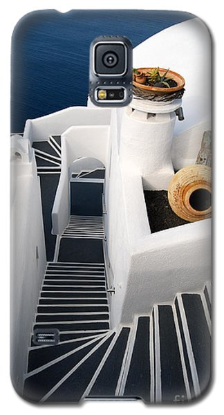 Santorini Steps Galaxy S5 Case