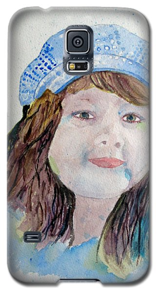 Sarah Galaxy S5 Case by Sandy McIntire