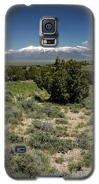 614p Schell Creek Range Nv Galaxy S5 Case