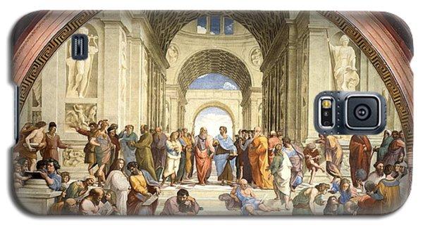 School Of Athens Galaxy S5 Case