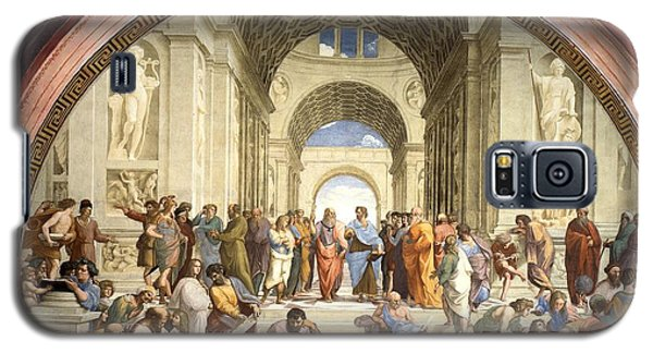 School Of Athens Galaxy S5 Case