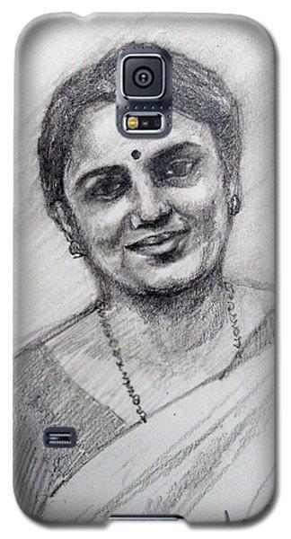Self-portrait Galaxy S5 Case