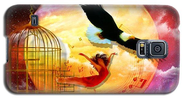 Set Free Galaxy S5 Case