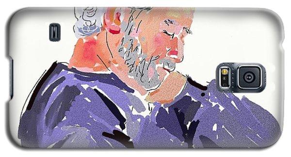 Sleepy Joe Galaxy S5 Case by Carol Berning