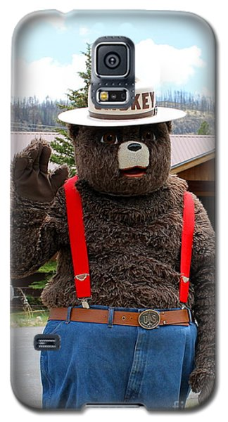 Smokey The Bear Galaxy S5 Case