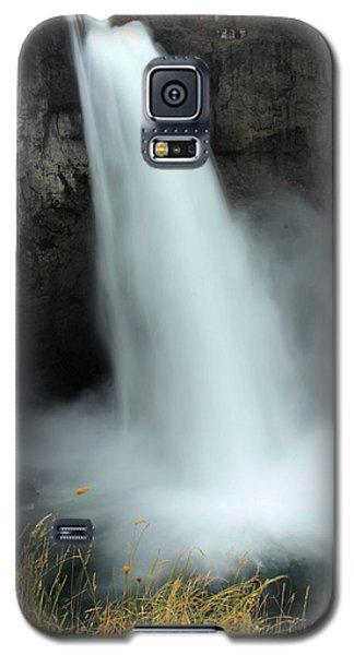 Snoqualmie Falls Galaxy S5 Case by Kristin Elmquist