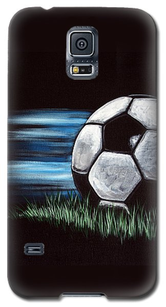Soccer Ball Galaxy S5 Case